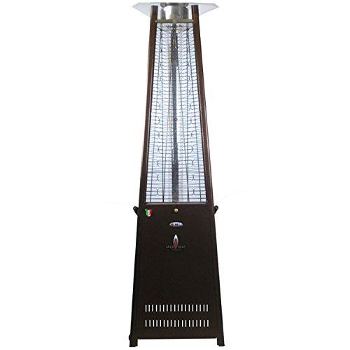 Lava Heat 2G Outdoor Heater Black 2G-HB-LP