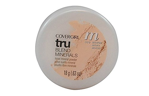 COVERGIRL Trublend Mineral Loose Powder 410, .63 (Mineral Makeup Loose Powder Foundation)