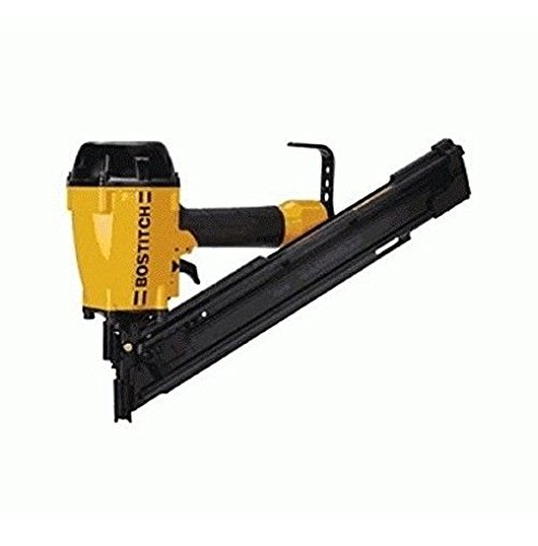 Bostitch BTF83PT 3-1/4-Inch Low Profile Framing Nailer, 30-Degree Paper Tape