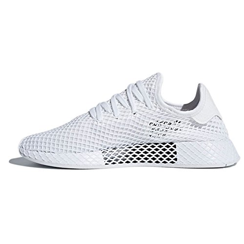 für Mode Männer Turnschuhe Deerupt White White White Ftwr Turnschuh Runner Adidas 2018 Ftwr Ftwr wgqUtW
