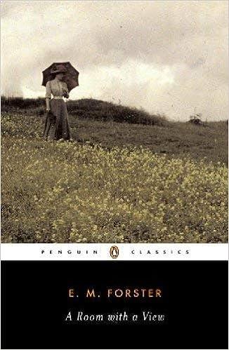 A Room with a View Penguin Twentieth-Century Classics: Amazon.es: E.M. Forster, Malcolm Bradbury: Libros en idiomas extranjeros