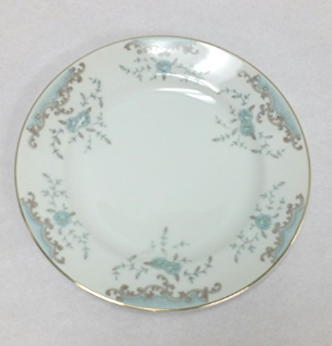 Imperial China designed by W Dalton Seville Bread and Plate, 6.5 Inches