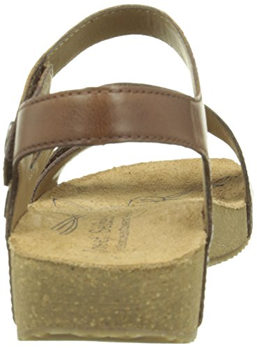 Josef Seibel Womens Tonga 25 Leather Sandals Camel buy cheap top quality outlet pre order buy cheap factory outlet cheap 100% guaranteed authentic for sale 4lrLYed