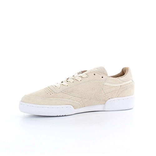 Reebok U Club 85 Beige White