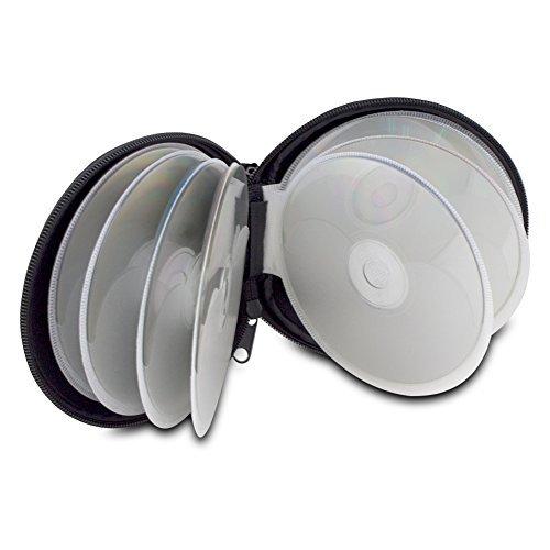 Neoprene 16 CD/DVD Disc Wallet