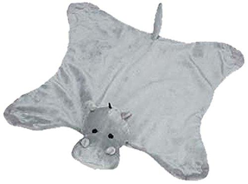 Image Grriggles US1792 13 Savannah Snuggler Hippo Dog Toy