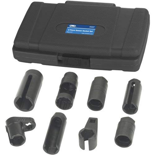 OTC 4437 8-Piece Sensor Socket Set ()