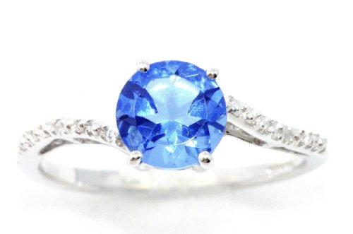 0.01 Ct Tanzanite Diamond - 3