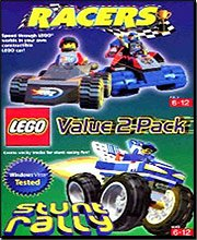 Lego Racers / Stunt Rally (2 Pack)