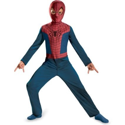 Spiderman Costumes Movie (Spider-Man Movie 2 Basic Kids Costume)