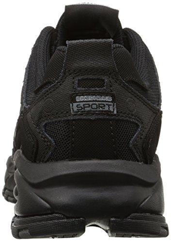 skechers memory foam mens. amazon.com | skechers sport men\u0027s vigor 2.0 trait memory foam sneaker shoes mens