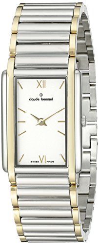 Claude Bernard Women's 20079 357J NAID Dress Code Two-Tone Stainless Steel Watch