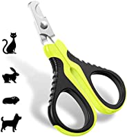 JOFUYU Pet Nail Clippers for Small Animal – Professional Cat Nail Clippers and Claw Trimmer - Best Cat Claw Cl
