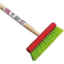 Tierra Garden RP40180 32-Inch Kid's Broom, Red and Green