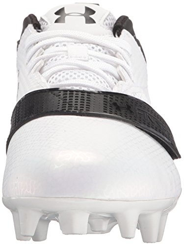 Cleats Finisher Mc Armour black Shoe Under Women's S Lacrosse White PqnYxwvtH