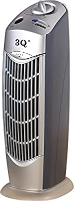 3Q ESP IONIC AIR PURIFIER with UV GERMICIDAL LAMP and NEGATIVE ION