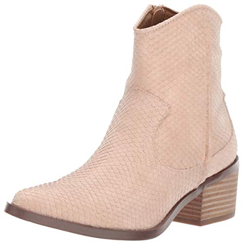 (Report Women's Zulia Ankle Boot Nude 8 M US)