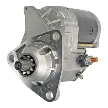 NEW 12V STARTER MOTOR FITS 93-07 INTERNATIONAL TRUCK 4000-4900 10461089 1990394