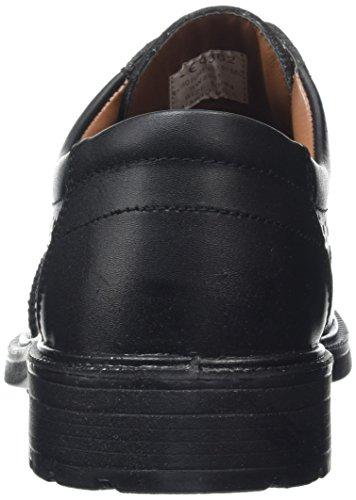 B-Click Footwear - Calzado de protección para hombre Negro negro