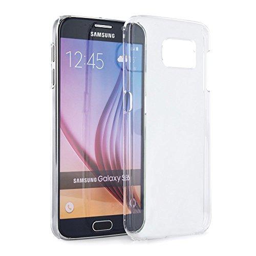 Samsung Galaxy S6 Hülle - Hochglanz Hartschale - Verfügbar in durchsichtig - passgenau für Galaxy S6 - Proporta