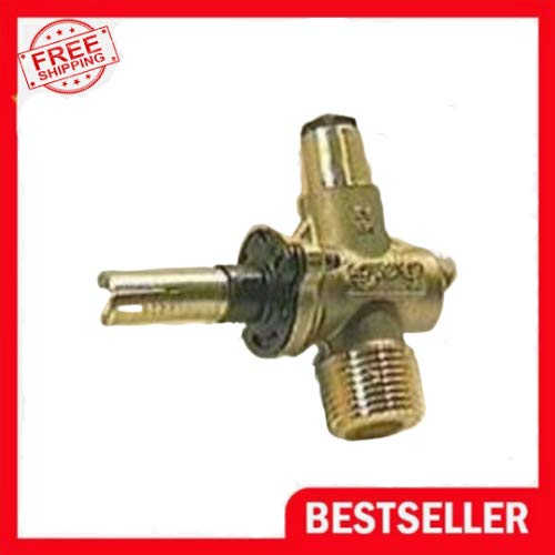 Charmglow Post Gas Grill HEJ HEJ-1 Gas Grill NG Brass Gas Valve Assembly VLV1B by Unknown