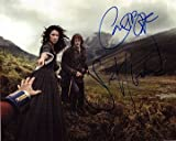 #10: OUTLANDER (Caitriona Balfe & Sam Heughan) 8x10 Cast Photo Signed In-Person