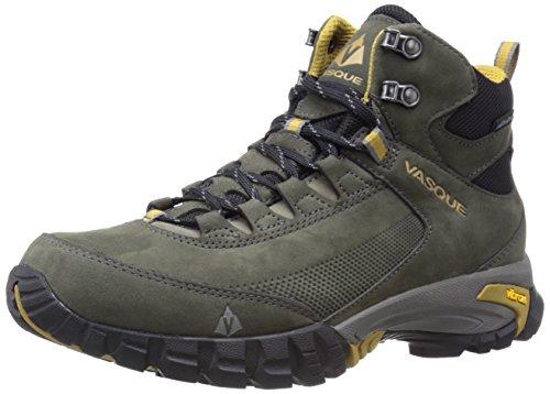 (Vasque Men's Talus Trek Ultradry Hiking Boot, Magnet/Dried Tobacco, 11 M US)