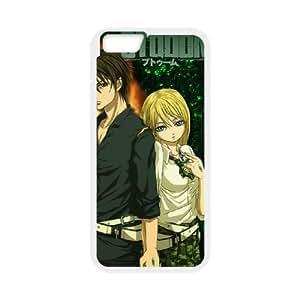 BTOOOM iPhone 6 4.7 Inch Cell Phone Case White Znunm