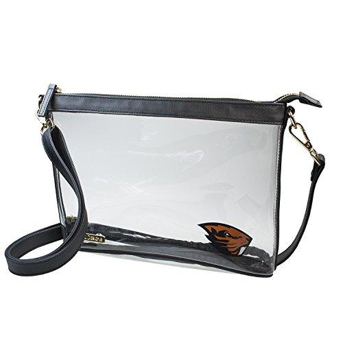 Osu Stadium - Capri Designs Clear Large Crossbody Bag Stadium Approved - OSU Beavers