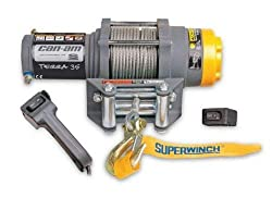 Can-Am ATV Terra 35 Winch by Superwinch