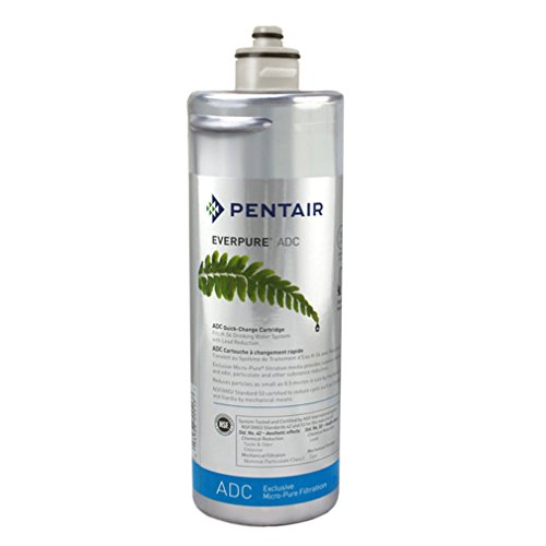 Pentair everpure ev959201 adc quick change cartridge for Pentair water filters