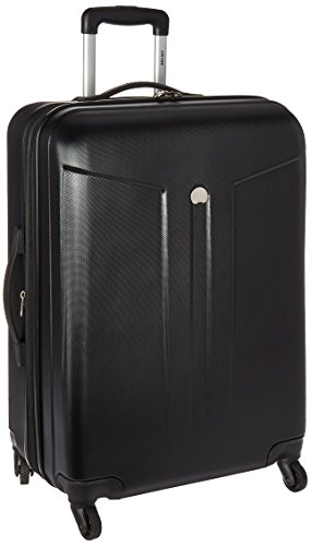 Delsey Luggage Comete 24 Inch Expandable 4 Wheel Spinner, Teal