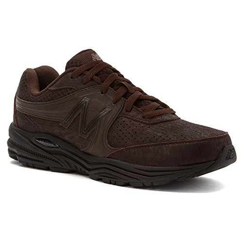 888098092783 - New Balance Men's MW840 Walking Shoe,Brown,9 2E US carousel main 0