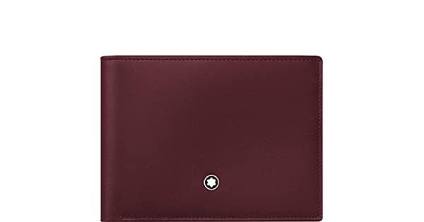 Amazon.com: Montblanc Meisterstück cartera 6 CC