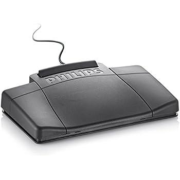 Philips Transcription Foot Control / Pedal LFH2310 (LFH-2310)