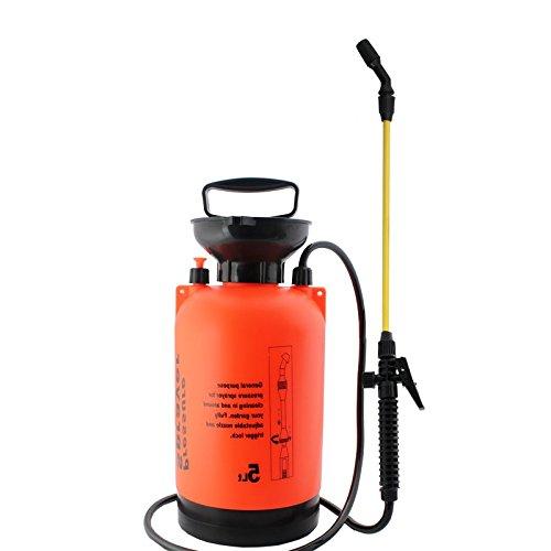 B8003 Poly Garden Sprayer Pressure
