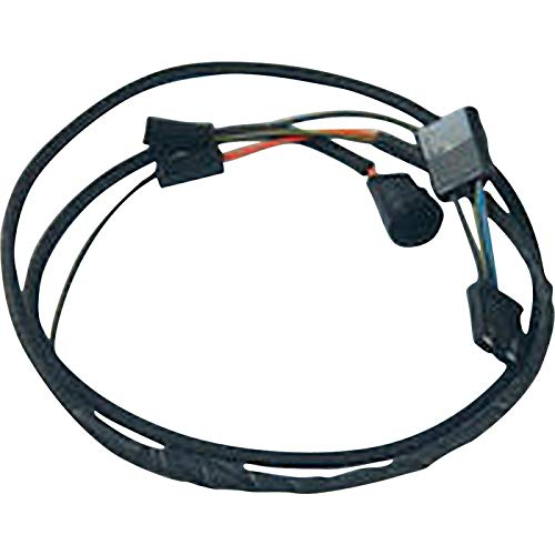 Amazon.com: Ecklers Premier Quality Products 33180967 Camaro Kickdown Switch Wiring Harness Automatic Transmission Turbo HydraMatic 400 (TH400): Automotive