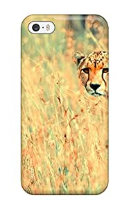 Kenneth Talib Farmer's Shop Christmas Gifts Perfect Beautiful Cheetah Case Cover Skin For Iphone 5/5s Phone Case