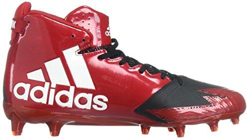 Adidas Missfoster X Kol Mitten Cleat Mens Fotboll Svart / Vit / Effekt Röd