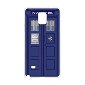 Doctor Who special box Cell Phone Case for Samsung Galaxy Note4
