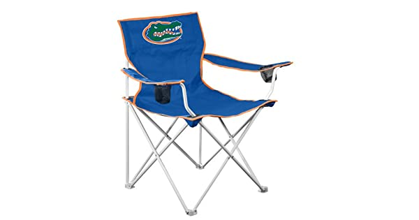 Amazon.com: NCAA Florida Gators Deluxe – Silla plegable ...