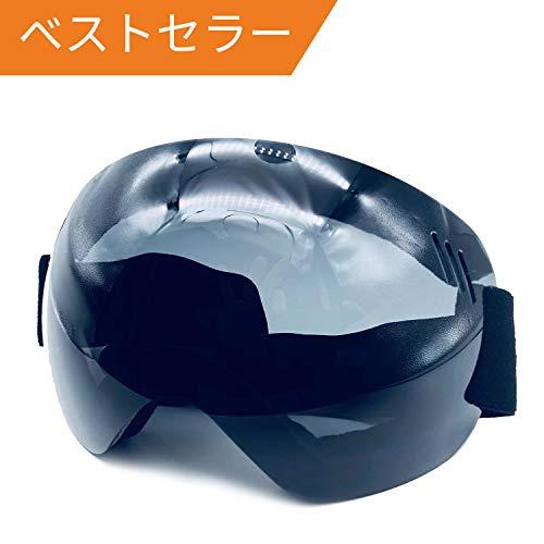 LANEYLI 스키 고글 스노우 고글 (미에)삼중스펀지 안경 대응 uv컷 흐림금지 프리 사이즈