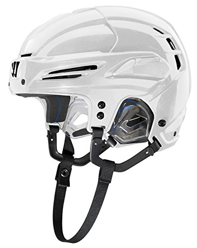 Warrior PX2H6 Ice Hockey Players Helmet, White, Small -