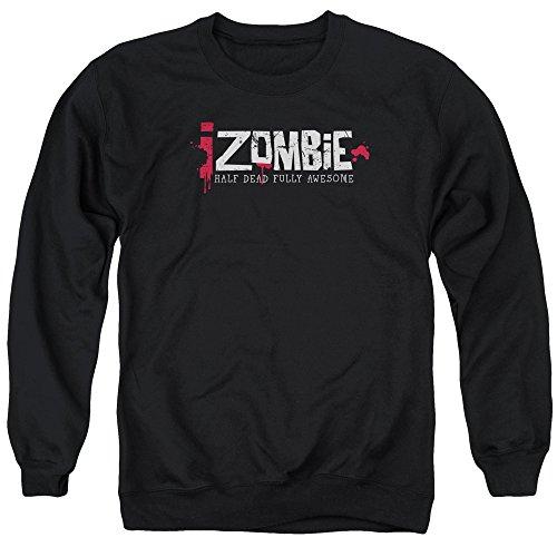 Izombie - Logo Adult Crewneck Sweatshirt