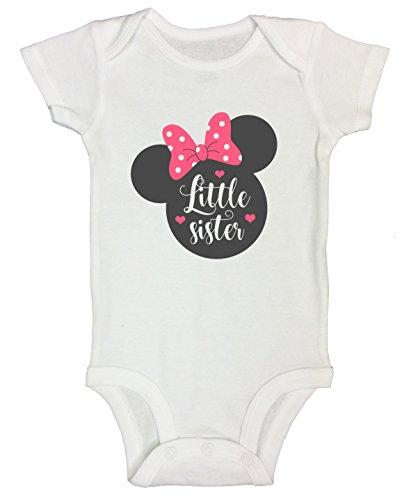 Cute Minnie MouseOnesie Bodysuit