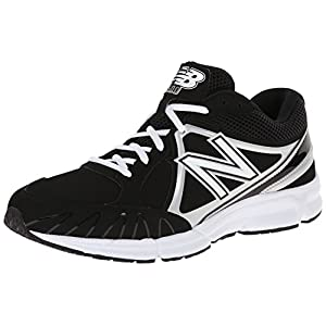 New Balance Men's T500 Turf Low Baseball Shoe,Black/White,12 D US
