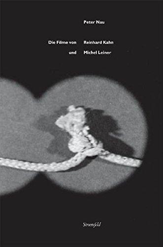 Die Filme von Reinhard Kahn und Michel Leiner Taschenbuch – 1. Dezember 2010 Peter Nau Stroemfeld 3878779674 NU-KAQ-00865242