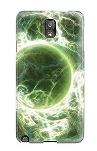 Galaxy Note 3 Case Bumper Tpu Skin Cover For Planet Sci Fi People Sci Fi Accessories