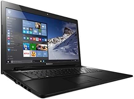 Lenovo Premium Built High Performance 15.6 inch HD Laptop (Intel Celeron Processor 4GB RAM 500GB HDD, DVD RW, Bluetooth, Webcam, WiFi, HDMI, Windows 10 ) - Black