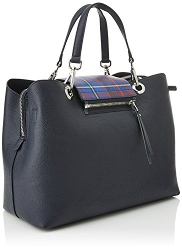 para Novelty 5x25 Tommy Totes x x Hilfiger Navy Varios 5x33 Colores cm Bolso H Effortless L W Mujer Print Satchel 15 Tartan Tommy wqrE0xEYv